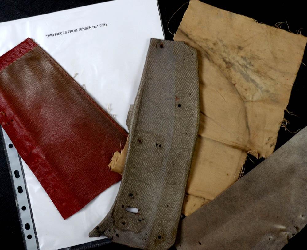 Materials Archive | Jensen Museum