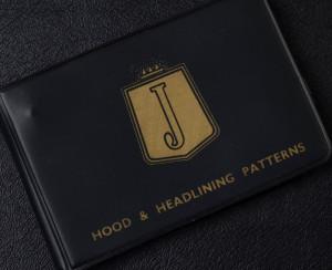 Jensen Motors Headlining Materials