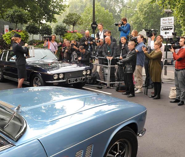 Bond Does Four-Wheel-Drive