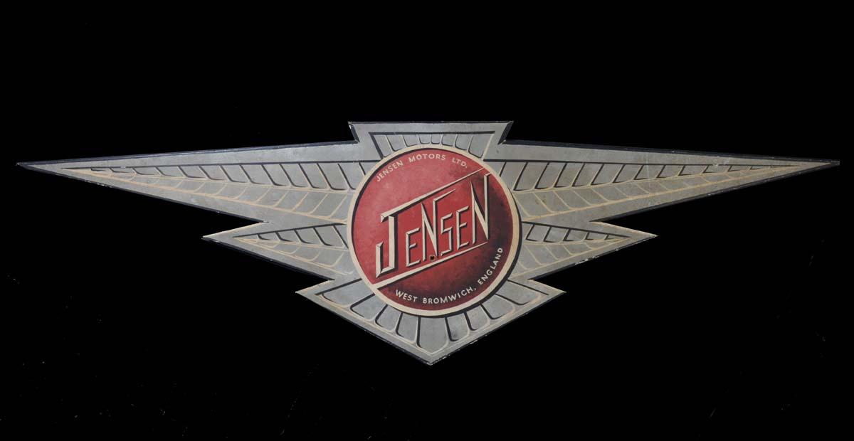 Jensen Sign1950s1