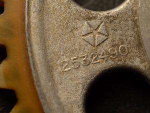 Jensen Museum | Chrysler 383 Engine