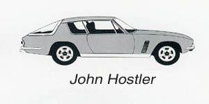 John Hostler