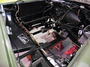 Chrysler 383 engine | Jenen Musuem