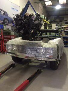 Chrysler 383 engine | Jensen Musuem