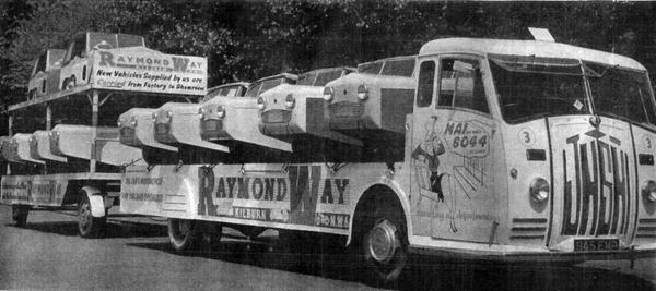 Jensen Commercial Vehicles