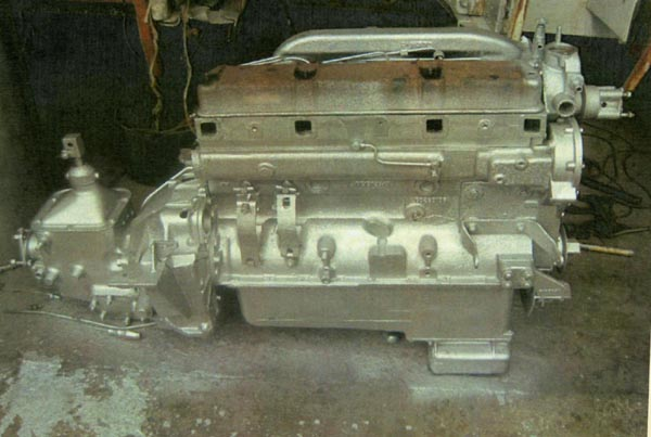 Perkins engines | Jensen Museum