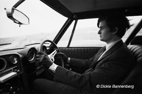 Bannenberg's Jensen Journey | London - Glasgow