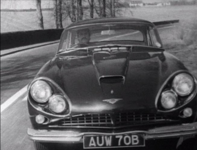 Sean Connery's Jensen CV8 | Chassis Number 104/2158