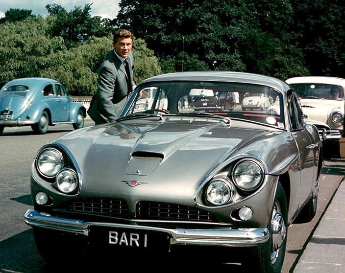 The Baron's Jensen CV8 | Chassis 104/2303