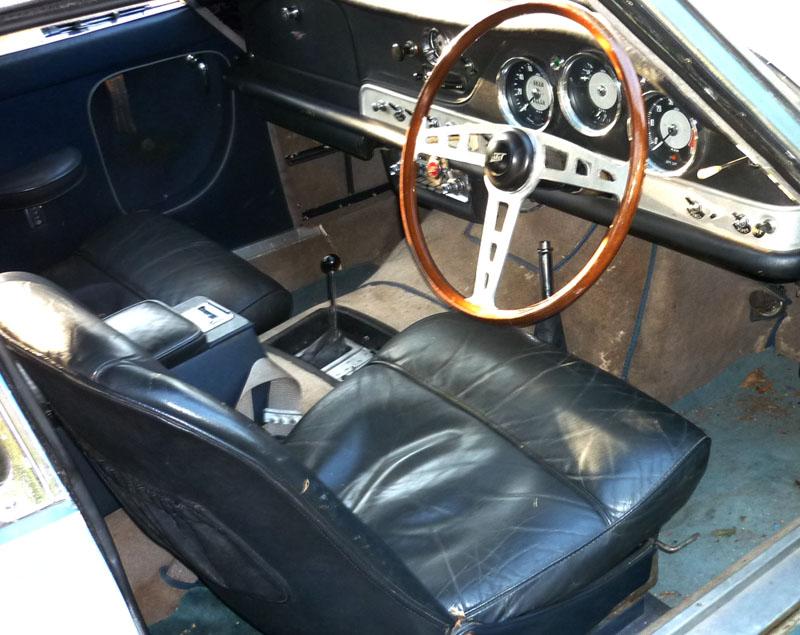Jensen 541S V8 | Donald Healey Special