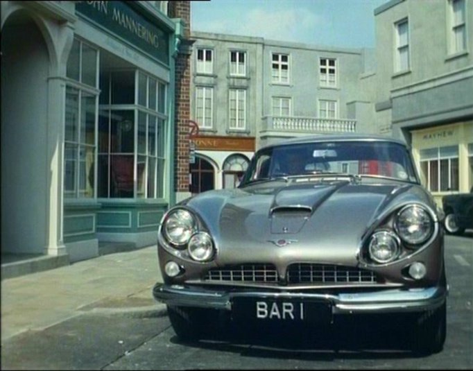 The Baron | Jensen CV8