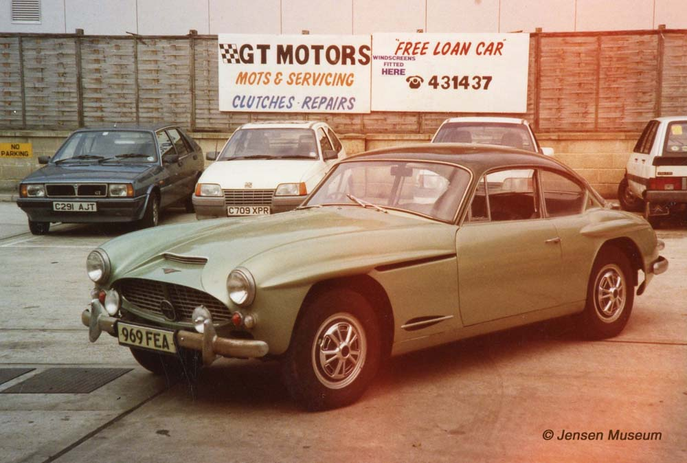 Jensen 541S | Chassis Number 100/1090