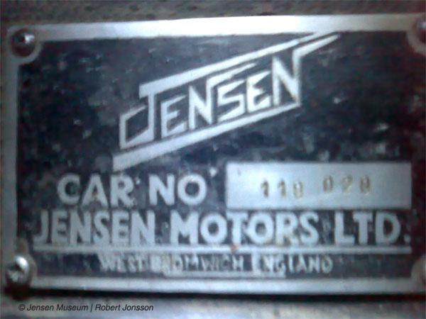 Jensen FF 119/029 | History & Mystery
