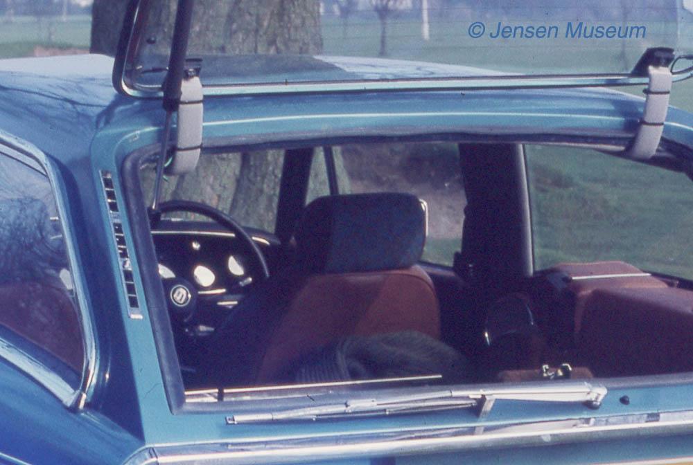 Jensen GT | Jensen's Last Hope