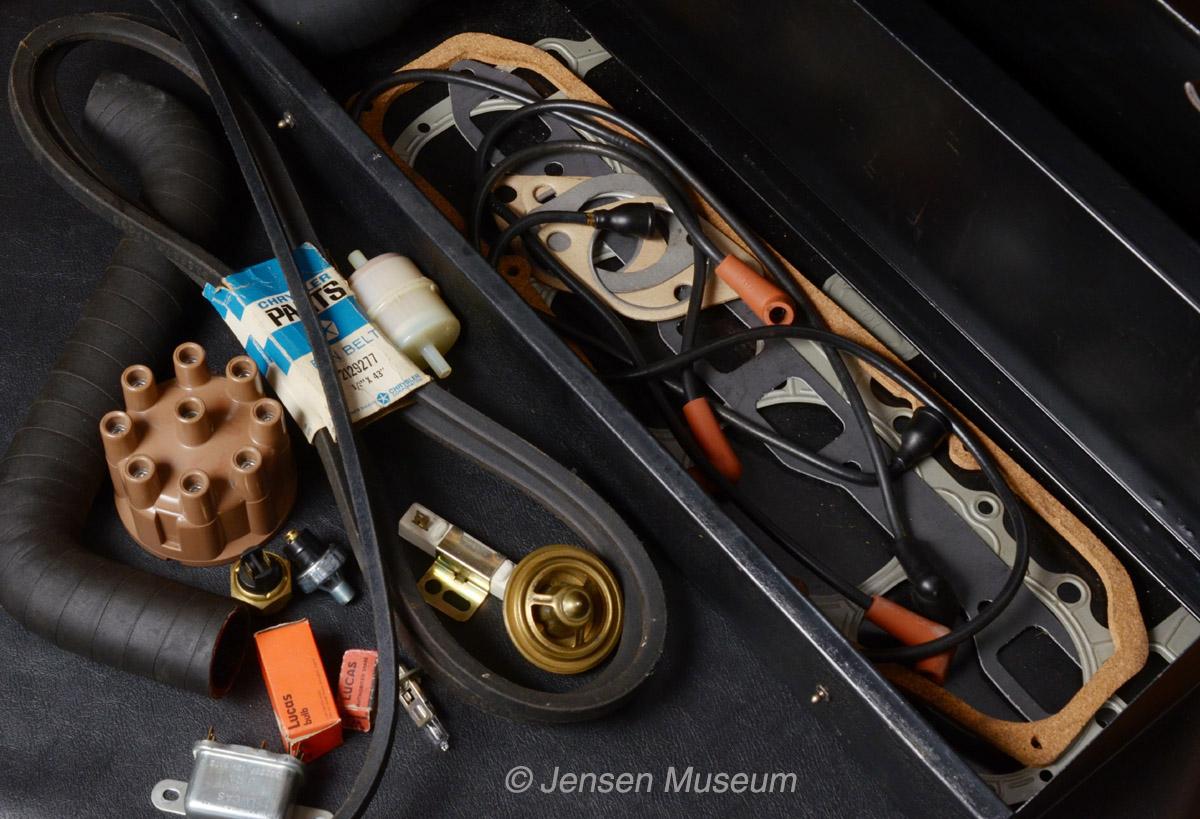 Jensen Motors | Continental Touring Kit