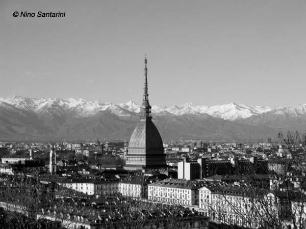 The Mole Antonelliana in Turin.