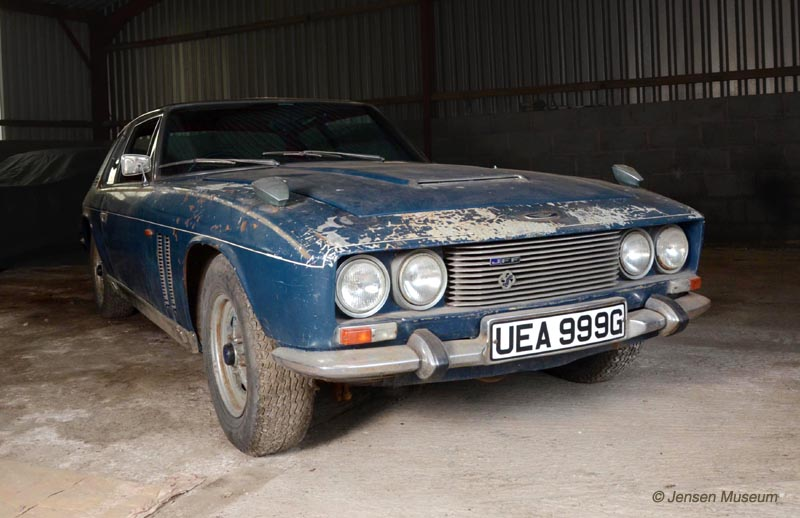 JENSEN FF FOR SALE