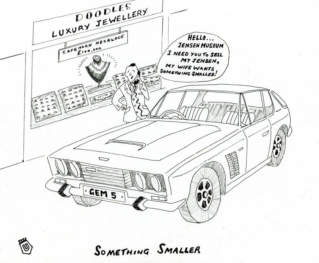 Jensen FF Cars For Sale