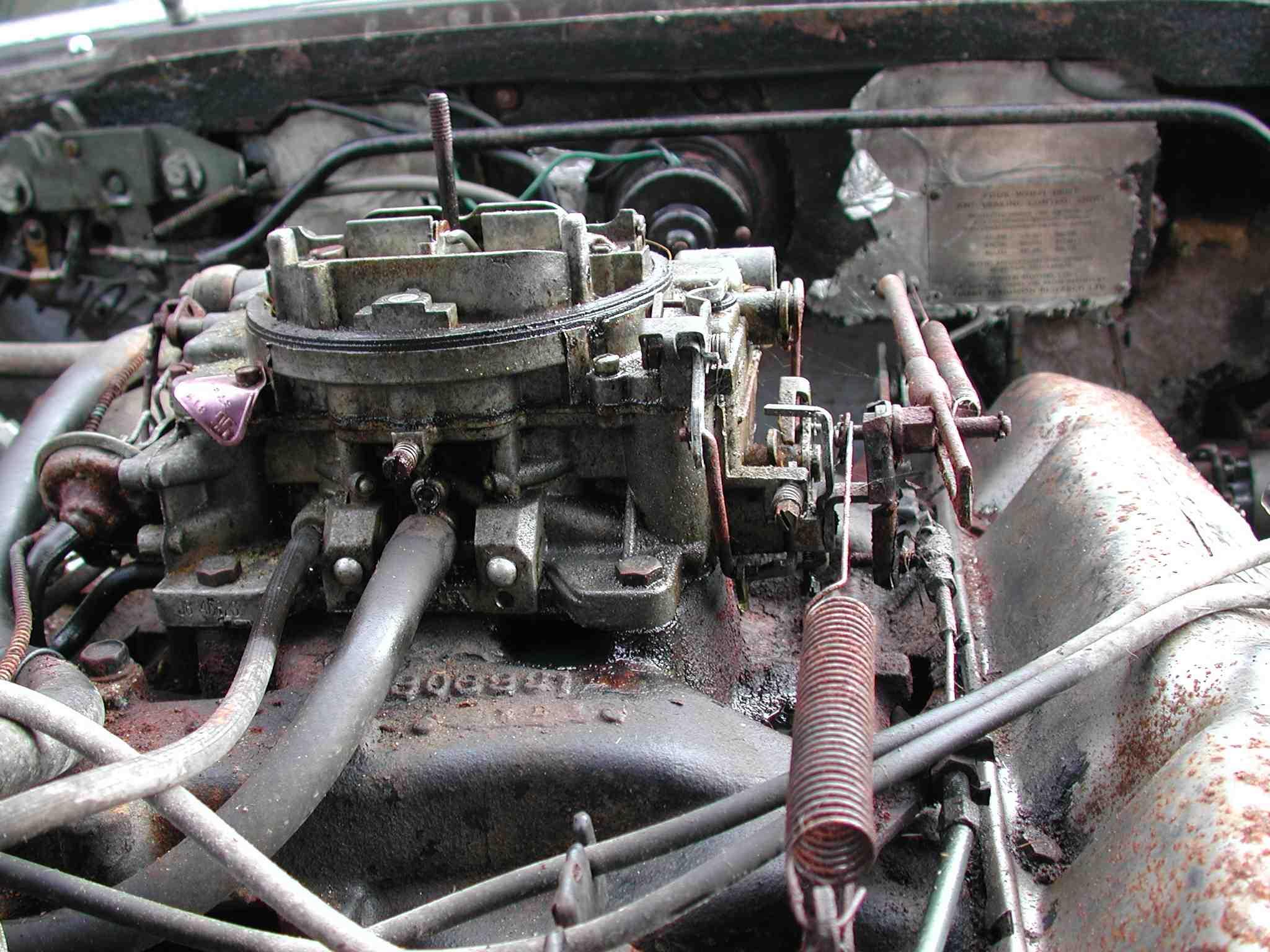 Carburettor - The Jensen Museum