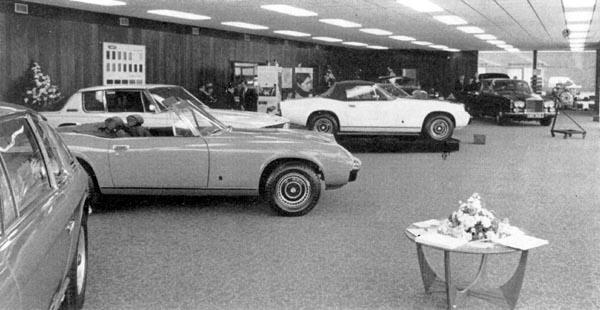 Jensen Motors Distributors A Z The Jensen Museum