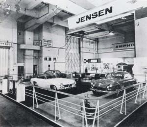Jensen CV8 FF | Jensen Museum