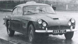 Jensen's Four-Wheel-Drive CV8 FF