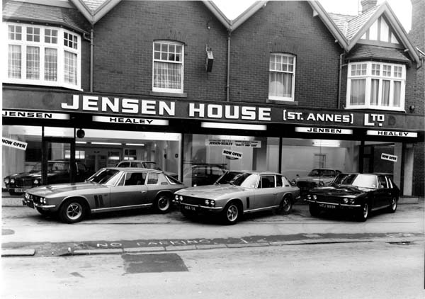 Jensen Motors Distributors A Z The Jensen Museum Make Your Own Beautiful  HD Wallpapers, Images Over 1000+ [ralydesign.ml]