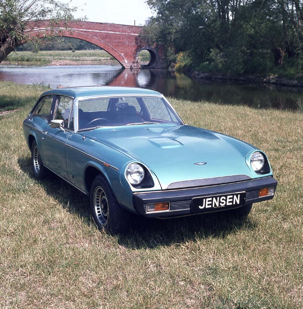 Jensen Motors Publicity Plates The Jensen Museum
