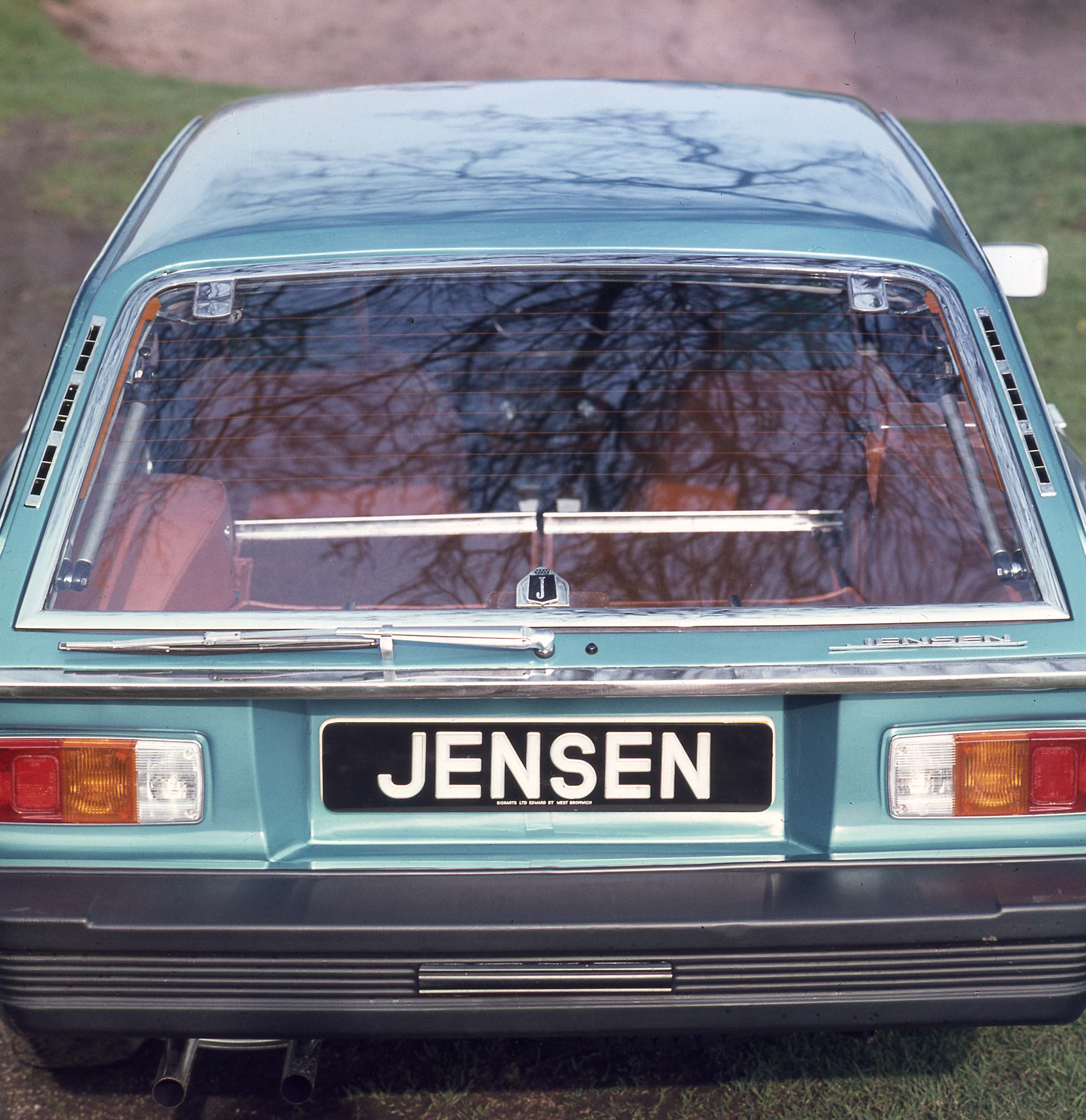 Jensen Museum | Jensen GT