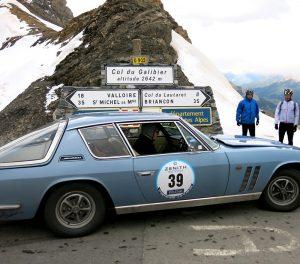 Jensen Museum |French Connection | La Coupe Des Alpes