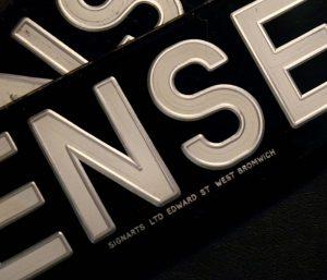 Jensen Motors Publicity Plates