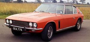 Jensen Museum | Jensen SP | SP Number One