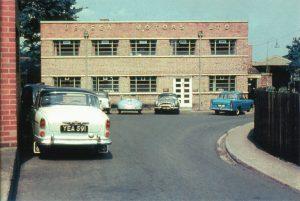 Jensen Motors factory | Jensen Museum