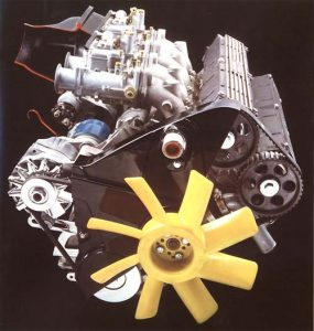 Lotus engine | Jensen Museum