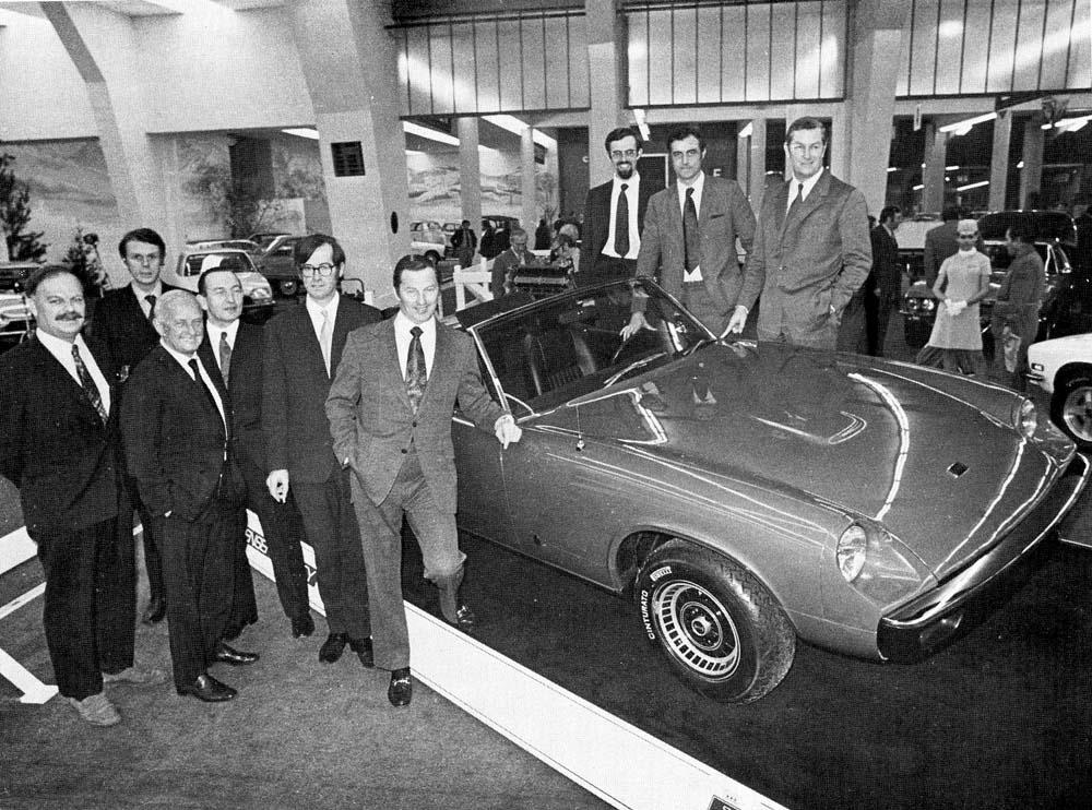 Jensen Healey | Geneva Motor Show