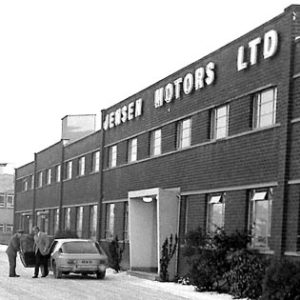 Jensen Motors | Kelvin Way Factory