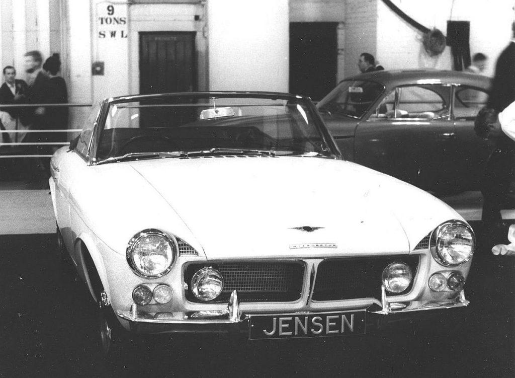 Jensen P66 | Jensen's Forgotten Interceptor