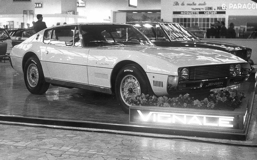 Vignale's Jensen Nova