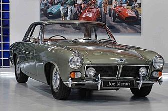 Jensen P66 | Joe Macari