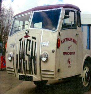 Jensen JNSN Prototype Freighter | Restoration