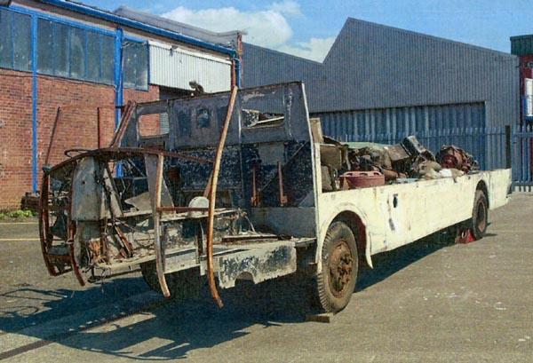 Jensen JNSN Lorry | Jensen Musuem