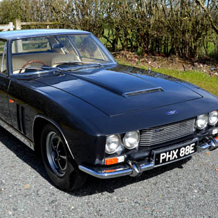 Vignale Jensen FF 119/004 | First FF Sold To A Customer