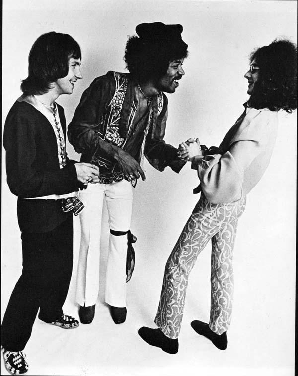 Jimi Hendrix Jensen | Jensen FF 119/195