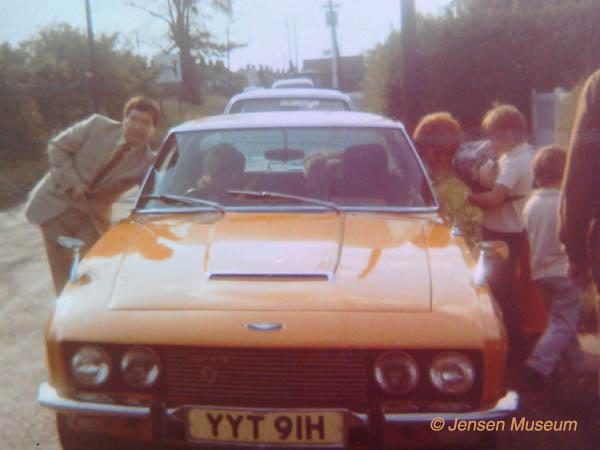 Jensen FF 127/225 | Clover's Car