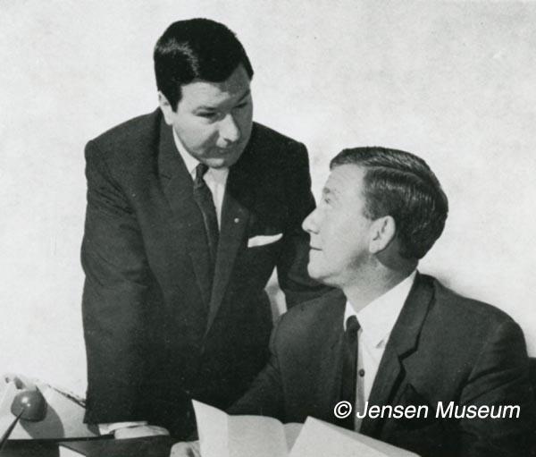 Ron Clover's Jensen Days