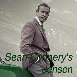 Sean Connery's Jensen
