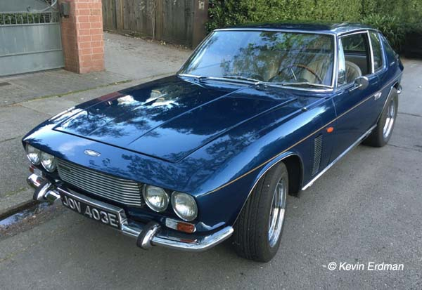 Vignale Jensen 117/2544 | America's First Interceptor