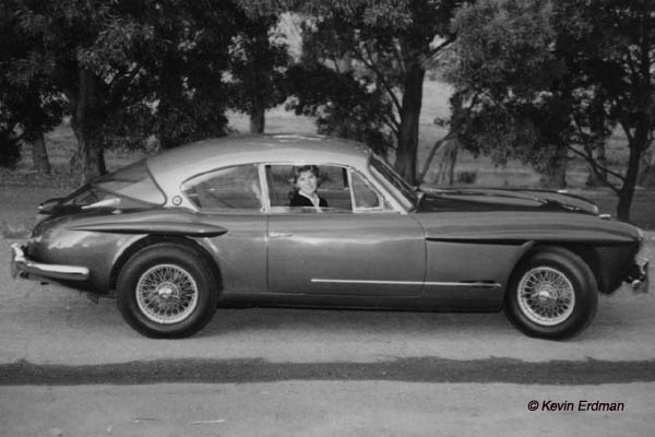 America's First Interceptor | Vignale Jensen 117/2544