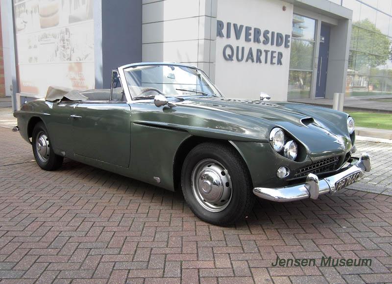 Jensen CV8 For Sale