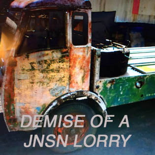 JNSN Lorry | Chassis Number 3133/289